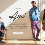 Mr Porter x Ami Capsule Collection