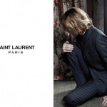 Saint Laurent Fall Campaign