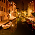 """Before Sunrise"" in Venice"