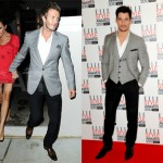Look du Jour #11: Who Wore It Best: Beckham, Gandy, Timberlake or Moi?