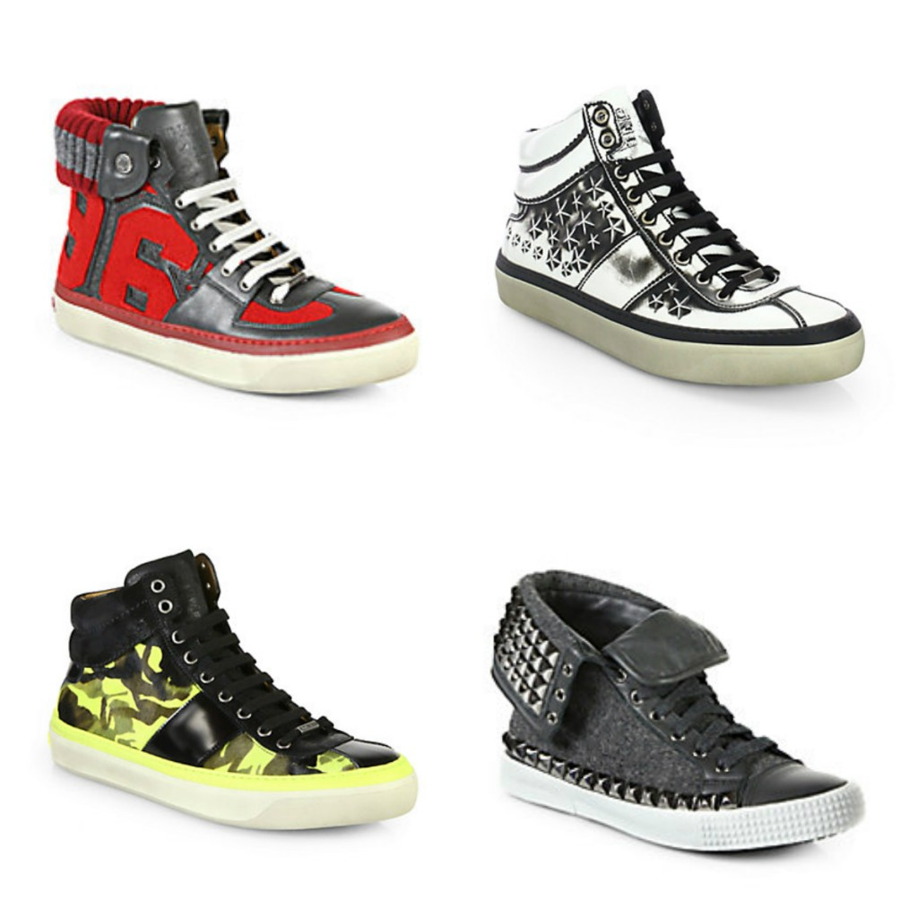 confused dasher, men shoes review, Camo Pony High-Top Sneakers, Spencer Studded High-Top Sneakers, Walcott High-Top Sneakers, Jimmy Choo Brush Off Leather High-Top Sneakers