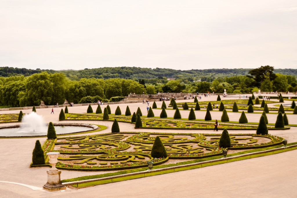 confused dasher, paris 5 day trip report, what to do in paris in 5 days, a guide to Palace of Versailles on how to avoid the crowd