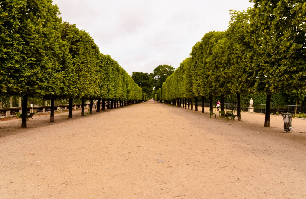 Jardin des Tuileries paris 5 day trip report, 5 day itinerary suggestions for Paris, confused dasher, tips for visiting Musée d'Orsay