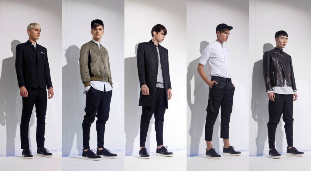 Public School Black Leather Derbys, Confused dasher, best derbys for fall 2013 menswear, eugene tong, NYFW, confused dasher