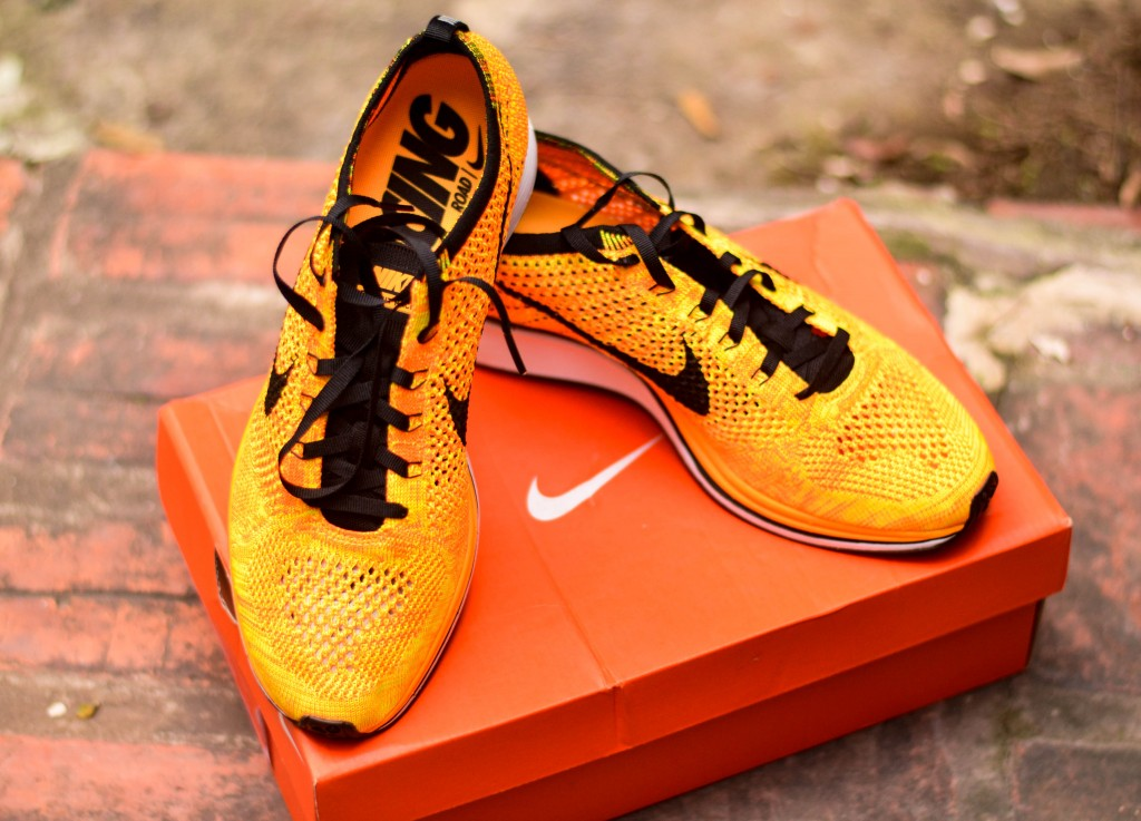 best sneakers and shoes for everyday workout, confused dasher, nike flyknit unisex racer running shoe