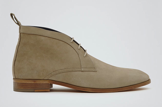 The perfect leather chukka boots for men | The Confused Dasher