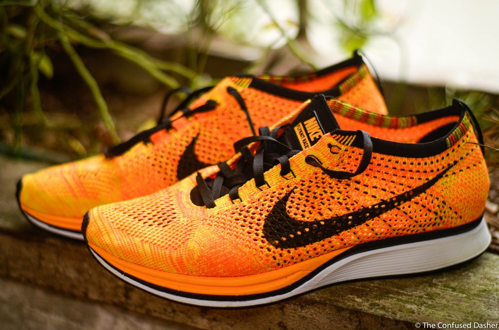 menswear trend statement shoes, best sneakers and shoes for everyday workout, confused dasher, nike flyknit unisex racer running shoe