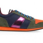 AMI Multicolored Leather Trainers: Can we be friends for life?