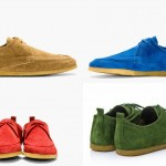 Burberry Prorsum Tobias Suede Shoes: Spring Has Sprung