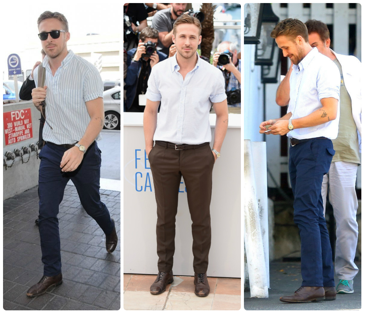 Ryan Gosling Suit Ryan gosling is the
