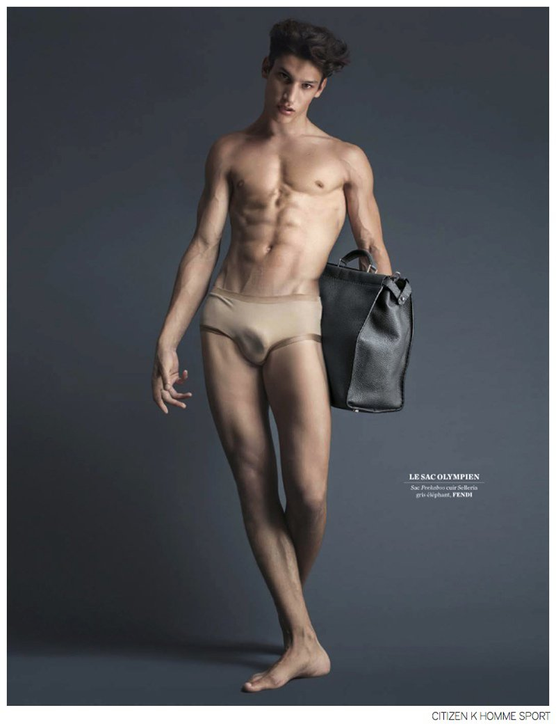 Homme Nude 17