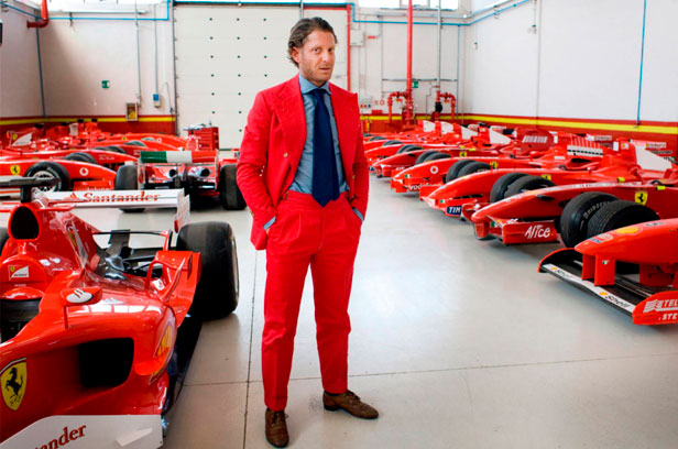 Lapo Elkann Fashion Icon