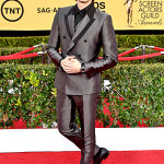Meh: Adrien Brody in Dolce & Gabbana at 2015 SAG Awards
