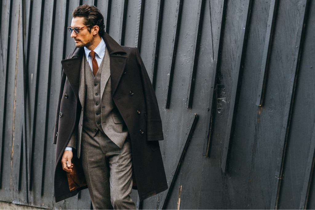 confused dasher, fall winter 2015 menswear fashion weeks best street style photos, david gandy street styles, nick wooster street style pitto uomo florence 2015