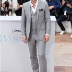 Hot Stuff: Colin Farrell in Dolce & Gabbana at Cannes