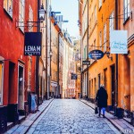 Falling Head over Heels in Love with Stockholm