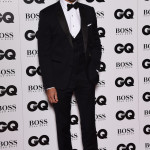 Your Wednesday Treat: David Gandy at 2015 GQ Men of the Year Awards