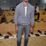 What David Gandy Wore During 2016 London Collections: Men
